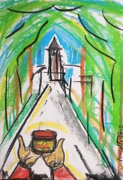 """Kruutje"", short story by: Francine Meerts"