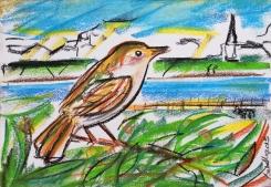 """Limburg in vogelvlucht"", short story by: Hay van den Munckhof"