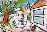 """""""Het Witte Huis"""", shortstory by: Sylvie Laumans-Franzen"""