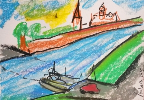 Terug verhuizen, short story by: Marianne Crins