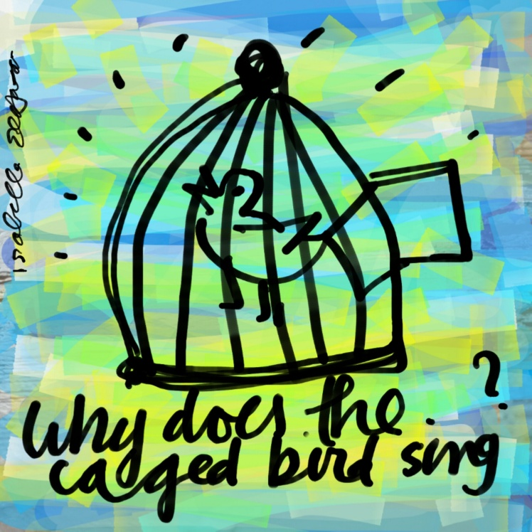 pdf i know why the caged bird sings